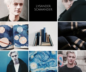 harry potter, next generation, and lysander scamander image