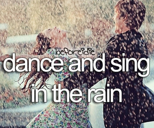 -things i want to do and -rain image