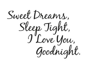 sweet dreams, Dream, and good night image