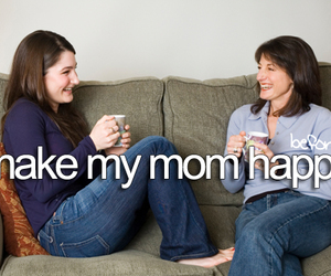 happy, mom, and before i die image