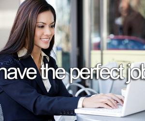 before i die, job, and wish image