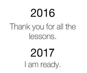 2016, new year, and 2017 image
