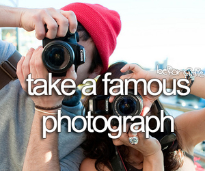 -things i want to do and -photograph image