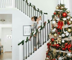 decoration, winter, and christmas image