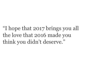 quotes, love, and 2017 image
