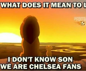 blues, fans, and football image