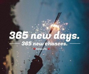 chances, change, and new year image