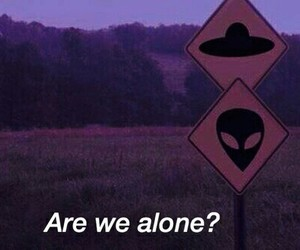 alien, aliens, and alone image