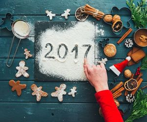 happy, 2017, and holiday image