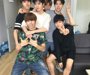 infinite, dongwoo, and L image
