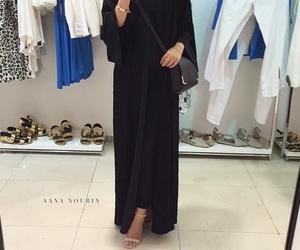 style and abaya image