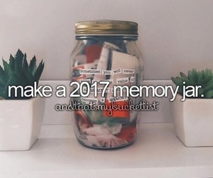 2017, jar, and memories image