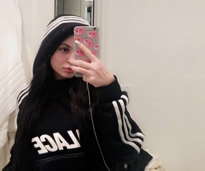adidas, icon, and kylie jenner image