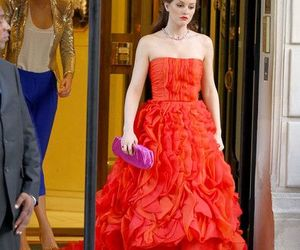 dress, meester, and red image