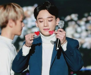 Chen, exo, and do image