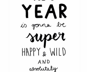 happy new year, new year, and quotes image