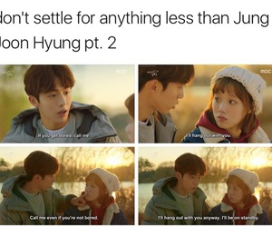 kdrama, lee sungkyung, and joonhyung image