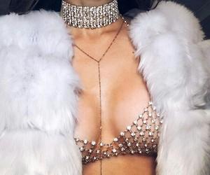 fashion, luxury, and choker image
