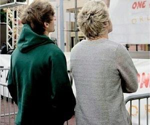 niall horan, louis, and niall image
