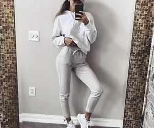 adidas, white, and cap image