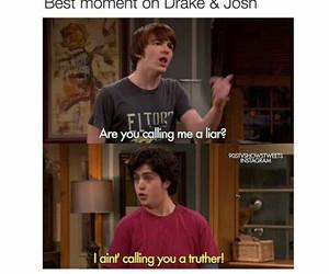 Drake, funny, and joke image