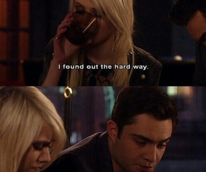 baby, chuck bass, and quotes image