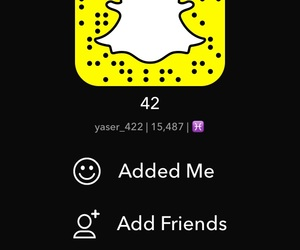 add, snapchat, and love image