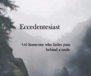quotes, pain, and smile image