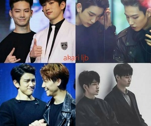 JB, park jin young, and jj proyect image