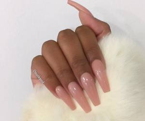 claws, faux fur, and gloss image