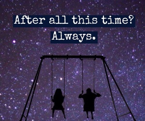 always, girl, and space image