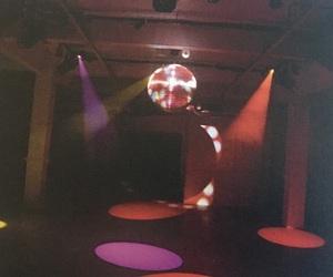 disco, disco ball, and party image