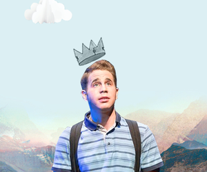 ben platt, deh, and dear evan hansen image
