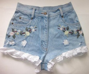90s, fashion, and blue jean image