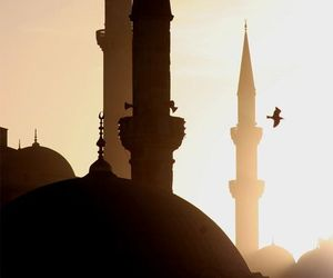 arabian nights, architecture, and sun image