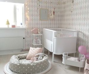 decor, room, and baby room image