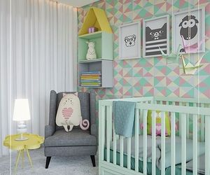 apartment, decor, and room image