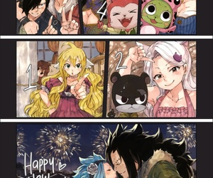 ft, happy new year, and fairy tail image