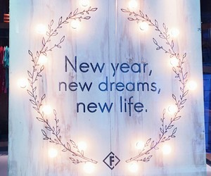happy new year, New Life, and new year image