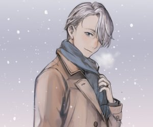 anime, yuri, and yuri on ice image