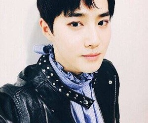 asian, exo, and suho image