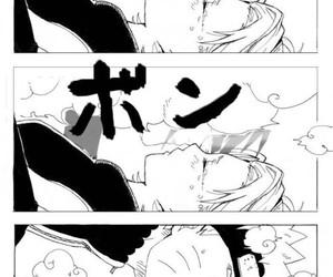 naruto, narusaku, and kiss image