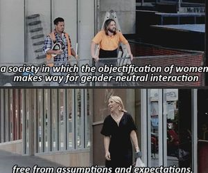 empowering, feminism, and funny image