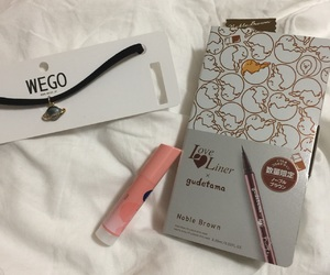 aesthetic, japan, and makeup image