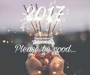 christmas, new years, and 2017 image