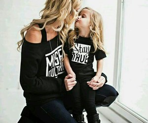 daughter and mom image