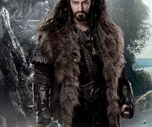 hobbit and thorin image
