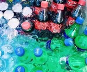 coke, colourful, and sprite image