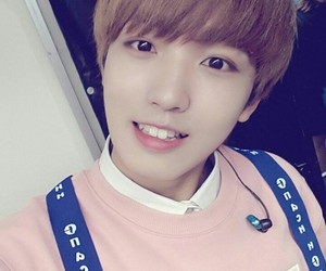 sunyoul and up10tion image