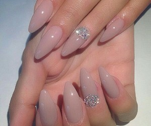 beautiful, nails design, and manicure image